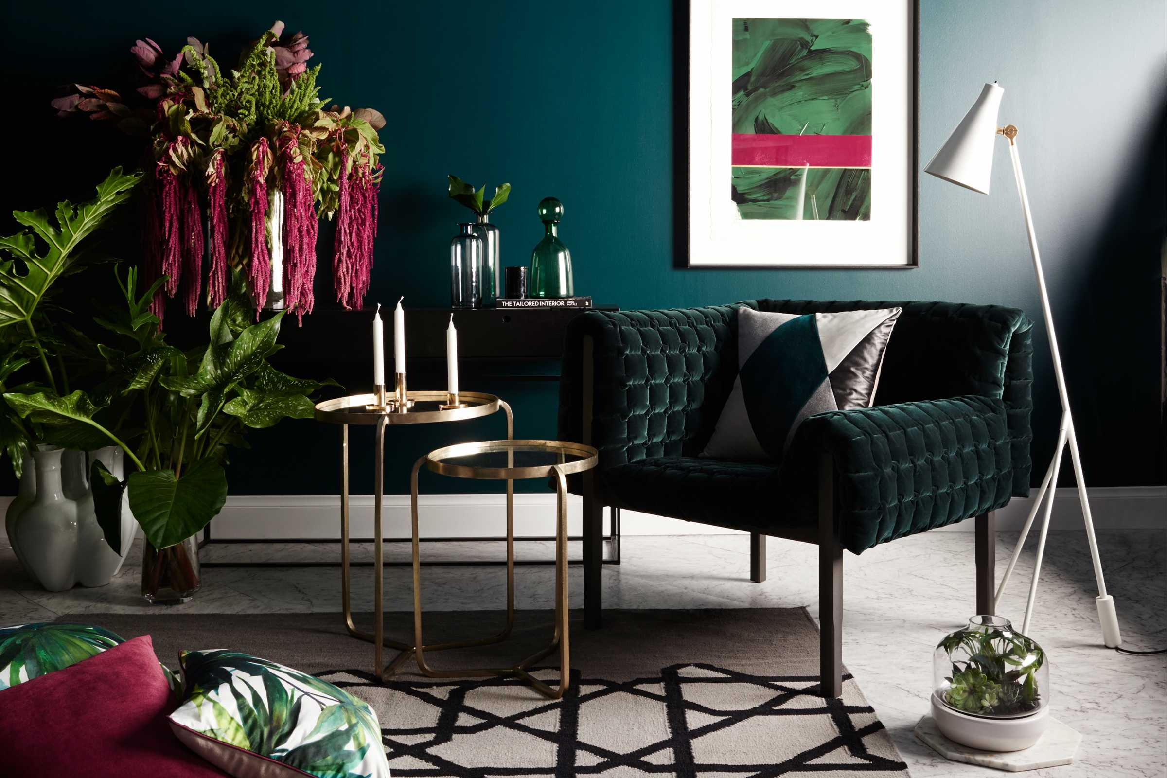 Color-Trends-2018-Home-Interiors-by-Pantone-Green-purple