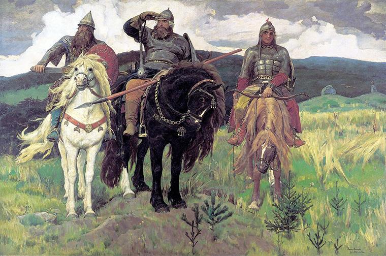 «Три богатыря» (1898)