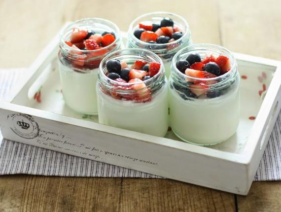 Что бы съесть: йогурт